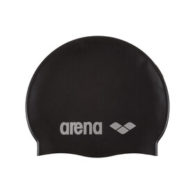 arena Classic Silicone Badehætte sort